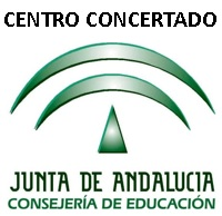 LOGO CENTRO CONCERTADO JUNTA DE ANDALUCA