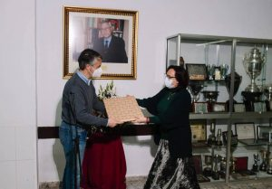 Homenaje D. José Rodríguez de Medina (3)